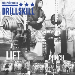 DRILLSKILL Cover