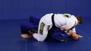 Bridge Escape off Collar Choke