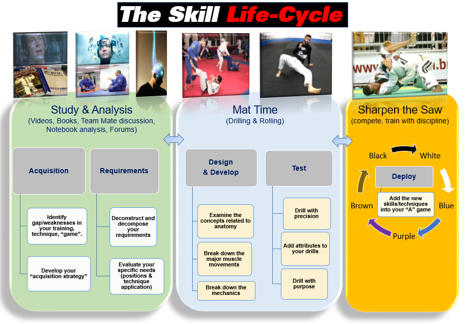The Skill Lifecycle